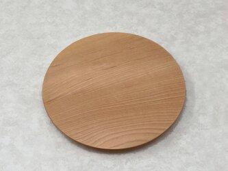 とち5寸丸皿 5ttw-4  の画像