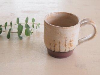 音の鳴る丸マグカップ grassの画像