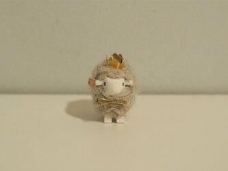 hitsuji object  /  S size  White *crown*の画像