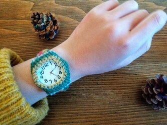 kurumi時計 -WOOL- (大)  size:Lの画像