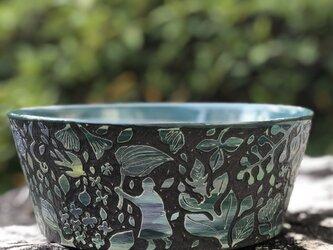 Kakiotoshi Large bowl - 風花の画像