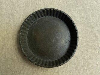 ブラウニーオーブン皿(丸)小の画像