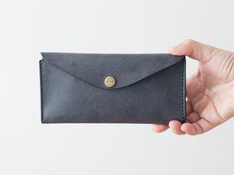 BRIDLE  長財布 / ブラック※受注製作の画像