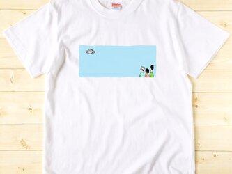 UFOがいる【Tシャツ】の画像