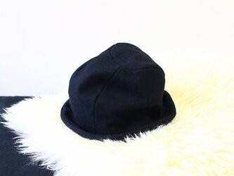 HELMA | ANGORAWOOL c/#BLACK【L:58~61】の画像