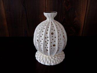 珊瑚砂キャンドルホルダー・香立て3の画像