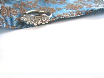 ring。15粒の画像