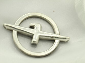 グロリア シルバー(SV925)製キーホルダーの画像