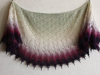 No. 07 「Passionista」 designed by Boo Knitsの画像