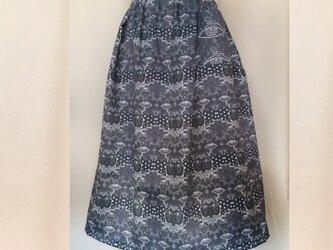 No.1074 オリジナルテキスタイルスカートの画像