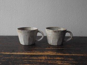 粉引きマグカップ(無地)の画像