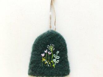 鍵のセーター キーケース ちいさな庭 モスの画像