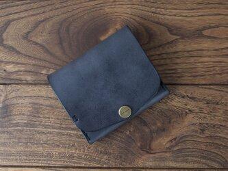 BRIDLE  二つ折り財布/ ブラックの画像