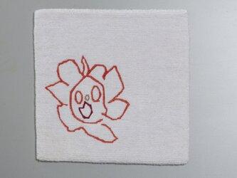 受注生産 お子さまの描いた絵も織れます! オーダーメイドカーペットの画像