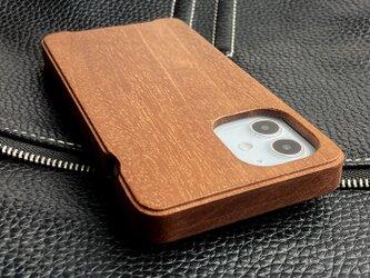 【受注生産】実績と安心サポート iPhone 12 mini  専用木製ケースの画像