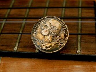 #L15 France Coin Lapel Pin(Classic ver)の画像