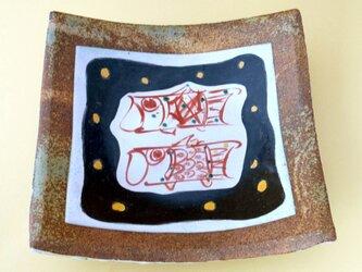鯉のぼり陶板Aの画像