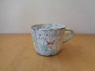 マグカップ ウサギの画像