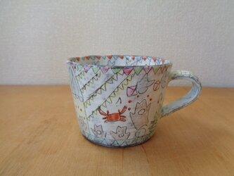 マグカップ クマの画像