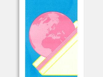 Art Print (Riso) / Ham of the Planet #3の画像