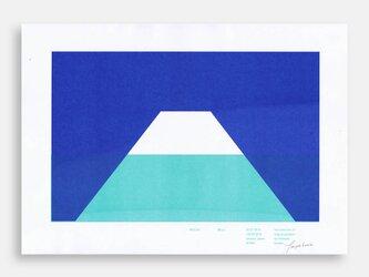 Art Print (Riso) / Risoscape 富士山#3の画像