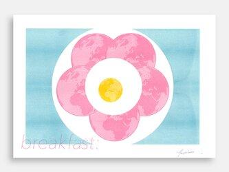 Art Print (Riso) / Ham of the Planet #5の画像