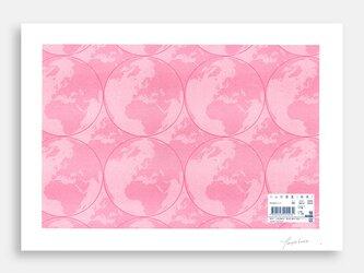 Art Print (Riso) / Ham of the Planet #6の画像