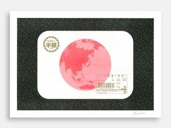 Art Print (Riso) / Ham of the Planet #8の画像