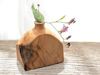 一輪挿し「樟」木を愛でるの画像