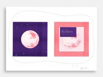 Art Print (Riso) / Ham of the Planet #10の画像