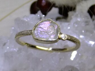golden moon*K10 ringの画像