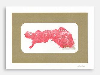 Art Print (Riso) / Meat Map Market #1 Finland Sirloinの画像