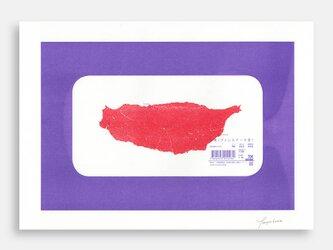 Art Print (Riso) / Meat Map Market #2 Taiwan Filletの画像