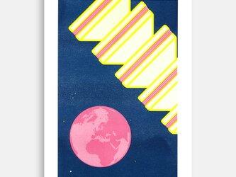 Art Print (Riso) / Ham of the Planet #2の画像