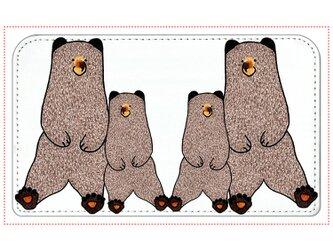 ヒグマの収納ポーチの画像