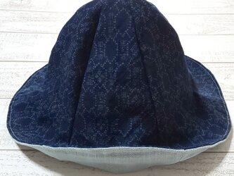 着物帽子の画像