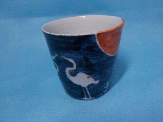 フリーカップ 9 白鷺 1の画像