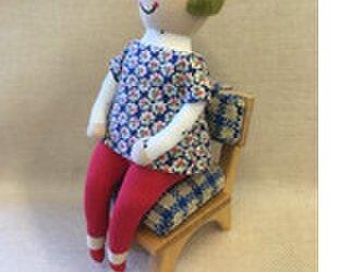sokkoちゃん(座り姿)の画像