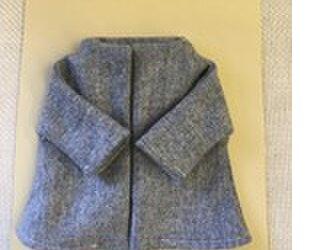 sokko's Coat  グレーのコートの画像