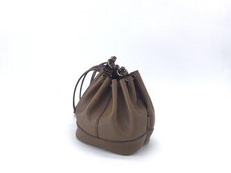 2way巾着バッグの画像