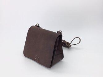 ステッチミニショルダーバッグの画像