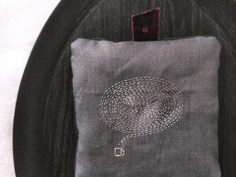 Pot Mat [星になる*05]リネンの画像
