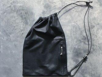 OUTLEATHER SHOULDER BAGの画像