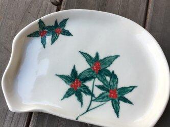 変形皿の画像