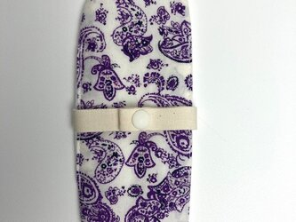 布ナプキン/おりもの用ライナー/ペイズリーの画像
