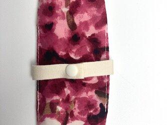 布ナプキン/おりもの用ライナー/ライラックの画像