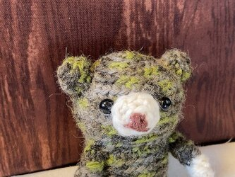 ちびクマちゃん 苔色1号の画像