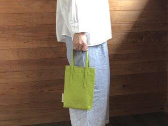 miniバッグ/キミドリの画像