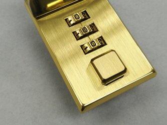 ダイアル錠(amiet)スイス製の画像