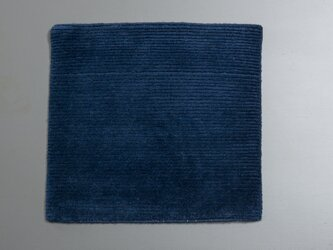 手織りラグ015 JUN-Aの画像